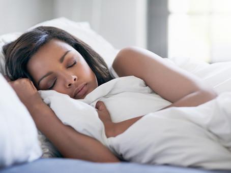 Top Tips for a Good Night's Sleep