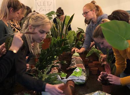 Workshop bij De Maekerij in Leuven