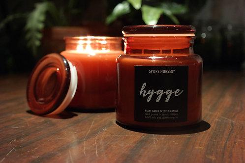 Botanische geurkaars Hygge (0,5 liter)