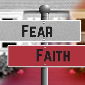 Fear VS Faith by Angelle Underwood