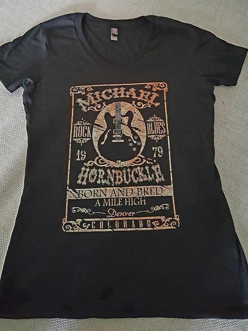 Women V-Neck T-Shirts