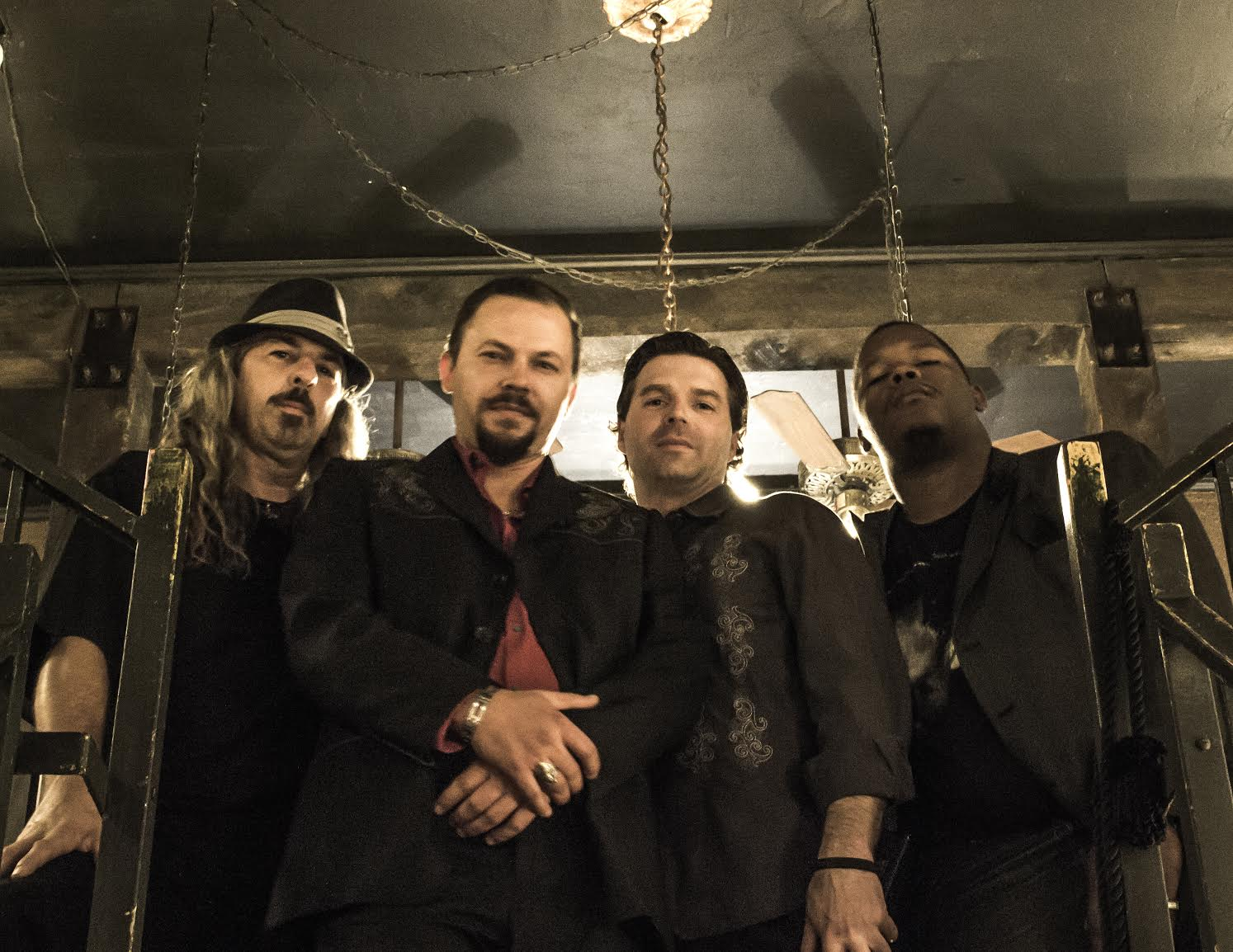 Michael Hornbuckle Band photo-2