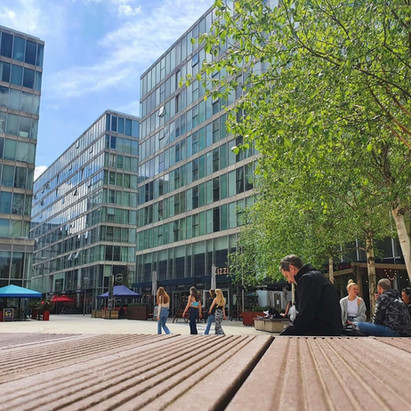 Experience The Hub, Milton Keynes