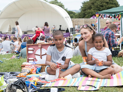 The Parks Trust -Go around the world in a day at World Picnic!