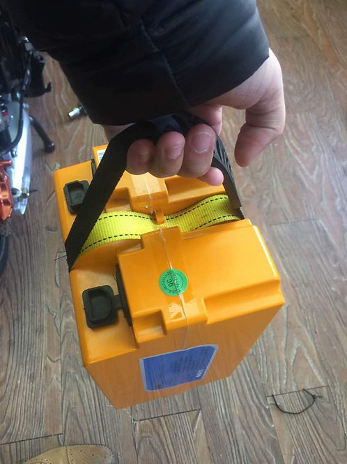 72v Scooter Lithium Ion Battery Module