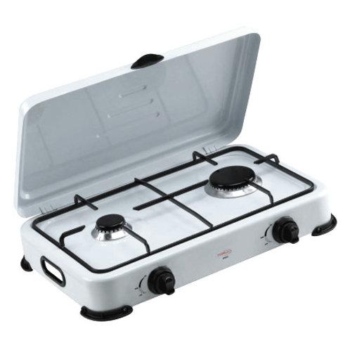 Cocina de meseta 2 hornillas