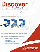 Ascentcare Dental Labs Bite Buddy Mouth Prop System Catalog