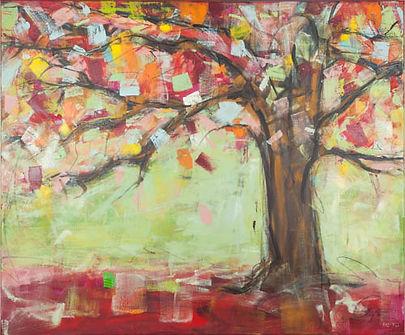 Baum abstrakt | Claudia Heiland