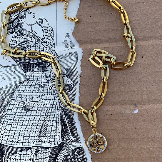 colar  GOLD CHAIN