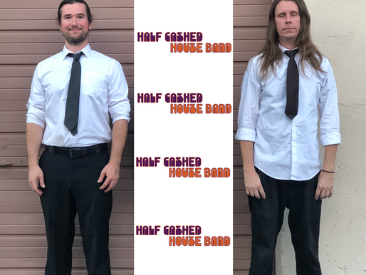 Review: Half Cashed House Band - Loveline