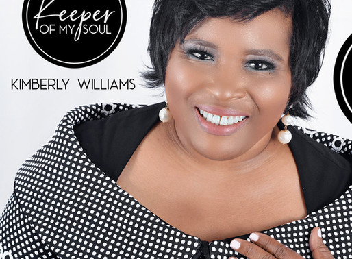 Review: Kimberly Williams - Keeper of My Soul