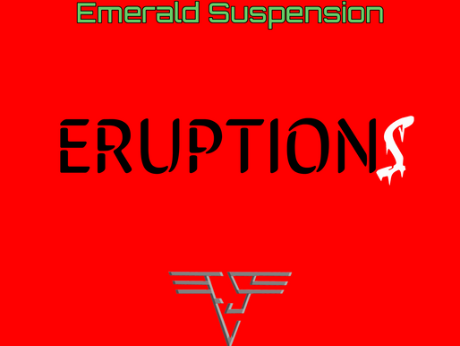 Review: Emerald Suspension - Eruptions