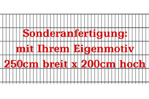 Sonderanfertigung 250x200cm