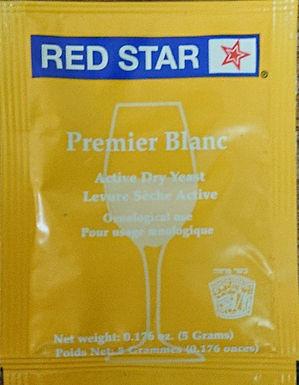 שמרים red star champangne