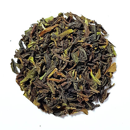 Darjeeling - Zozo - Glenburn - Thé Vert