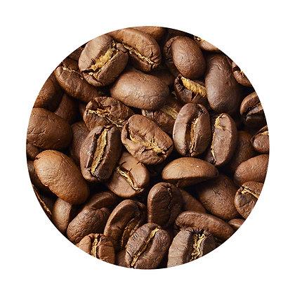 Café aromatisé à la noisette
