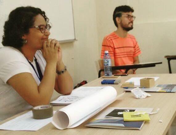 Izabel é graduanda em Ciências Sociais na Universidade Federal do Ceará (Foto: Reprodução/Facebook)