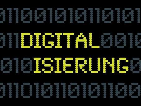 DIGITALISIERUNG - Eine folgenreiche Übersetzung in Maschinensprache