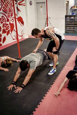 personal training bodyweight