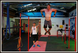 calisthenics trainer melbourne