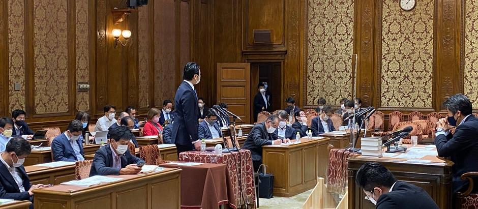 衆議院内閣委員会詳報