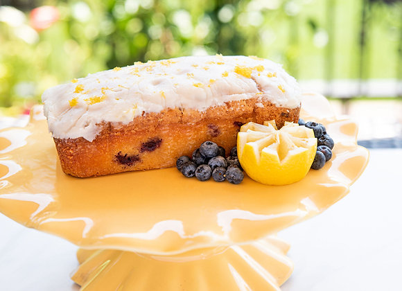 Lemon Blueberry Loaf