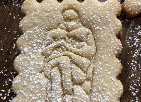 Bernie Sanders Inauguration Cookies