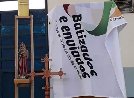 1°Congresso Missionário Arquidiocesano foi realizado neste sábado (19), no Instituto São Francisco