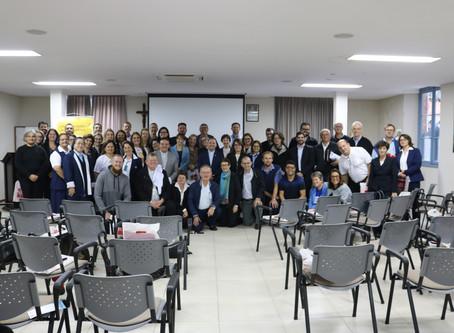Simpósio reúne diretores das escolas católicas na Catedral Metropolitana