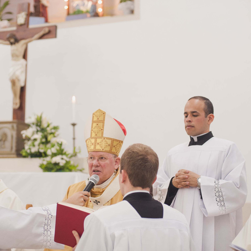 Ordenação Presbiteral