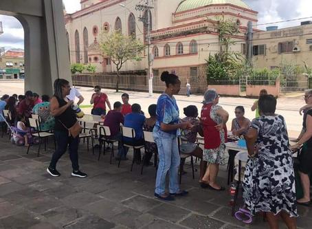 Paróquia São Jorge, no Partenon, mantém Centro Social e realiza ações com pessoas em situação de rua