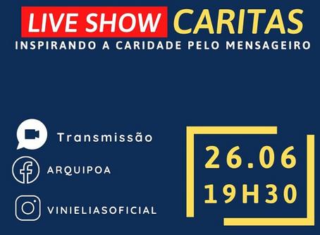 Saiba quem são as atrações confirmadas para a Live Show do próximo dia 26