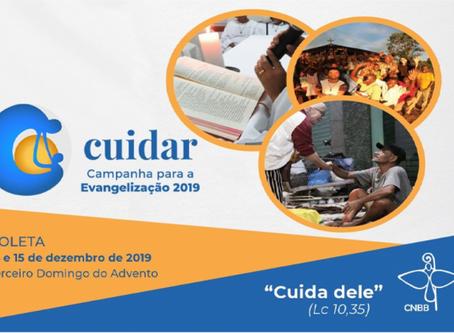 Campanha para a Evangelização 2019 lembra importância da coleta em dezembro