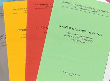 """Documento do Vaticano contribui com o debate sobre desafios da ideologia """"gender"""""""