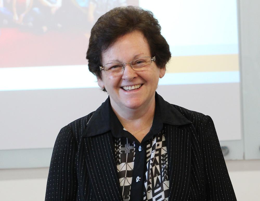 Irmã Marlise Hendges - Diretora Geral ICM