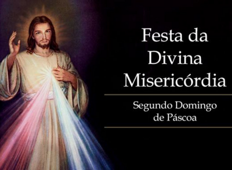 Saiba como será a programação da VIII Festa da Divina Misericórdia, neste dia 28