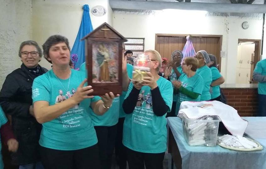 Celebrações Irmã Nilva