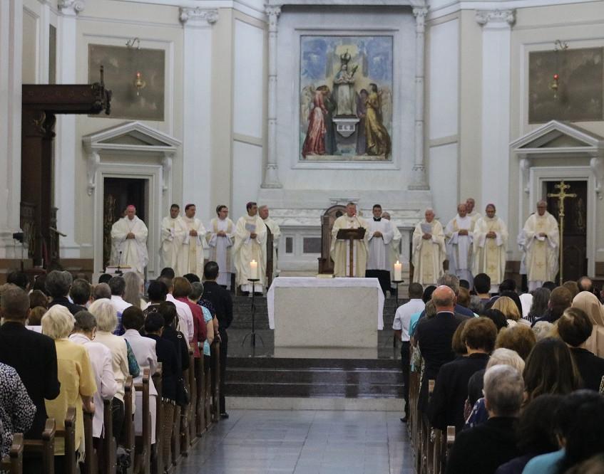 Missa Santos Óleos