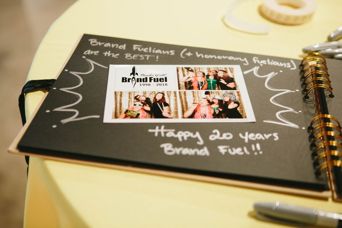 Corporate event photo book photography
