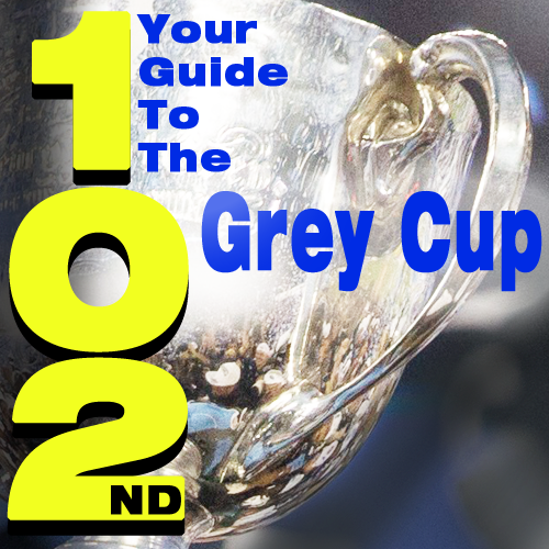 Ultimate Guide to This Grey Cup Weekend in Vancouver