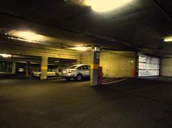 Underground Gated Parking