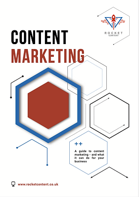 Rocket Content Guide to Content Marketing