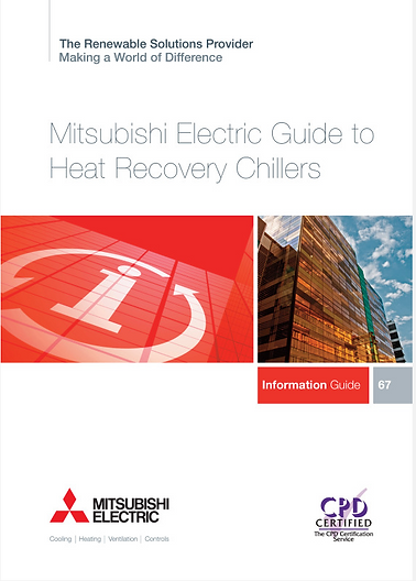 Mitsubishi Electric Guide to heat recovery written by Rocket Content.