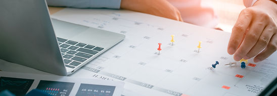 Planning ahead is key to successful blogging so let Rocket Content help.