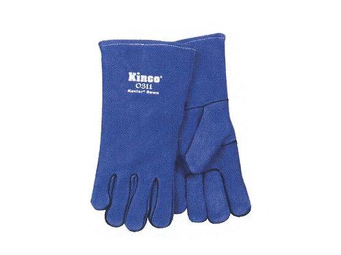 Mini Sabres Welding Gloves #0311