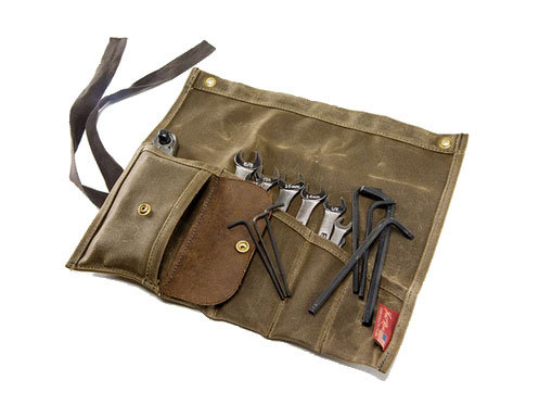Frost River TOOL ROLL