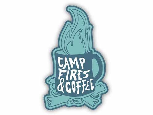 CAMP FIRES & COFFEE