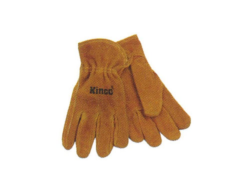 Cowhide Driver Gloves Kisds - Youth's #50C50Y