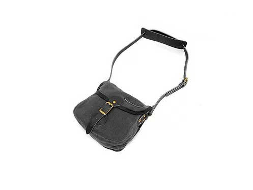 Frost River SHELL BAG BLACK S