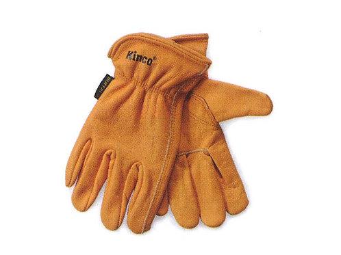 Unlined Grain Buffalo Gloves #81